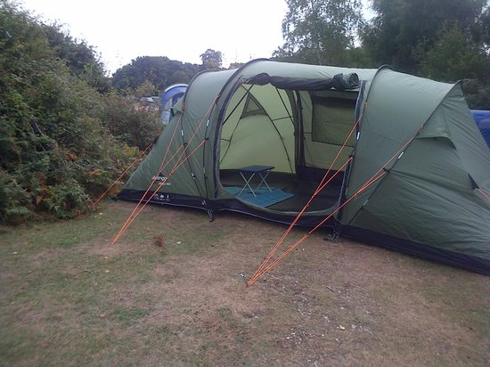 Ocknell and Longbeech Campsites: Ocknell