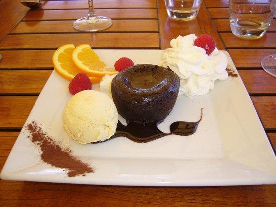 Les Freres de la Baie : fondant au chocolat