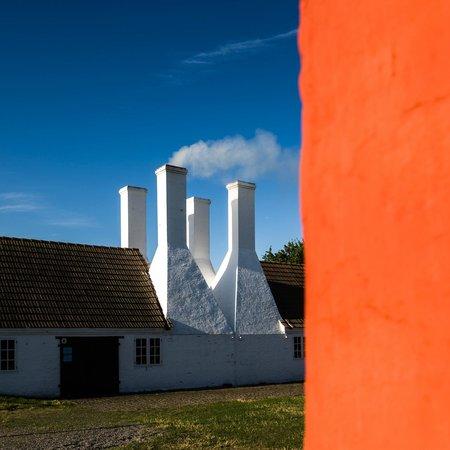 Hasle Rogeri: hasle roegeri, Bornholm, Denmark