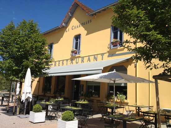 Restaurant le Charolles : Le charolles