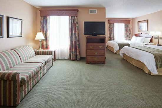 GrandStay Residential Suites Hotel - Sheboygan: Two-Bed Studio Suite