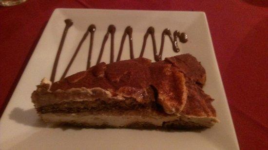 Roberto's Italian Restaurant: Tiramisu