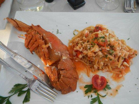 Noleggio barche Lucibello : lunch