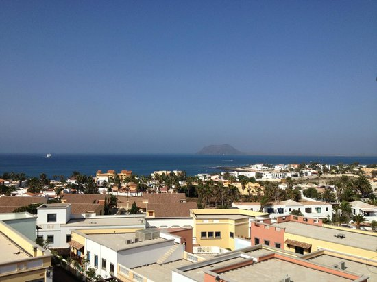 Surf Riders Fuerteventura: view from nearby viewing tower