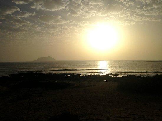 Surf Riders Fuerteventura: Beach area in the north
