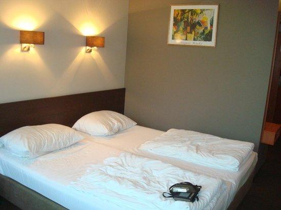 Bellevue  Park Hotel Riga : La chambre