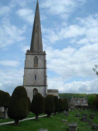 St Marys Painswick: St. Mary