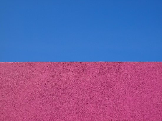 The Hotelito: Gorgeous use of color.