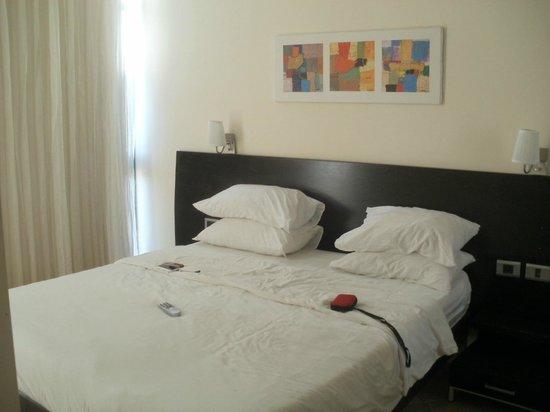 Blue Bay Hotel & Spa: спальня