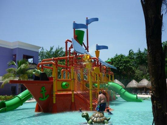 Iberostar Paraiso Maya: Aqua Park
