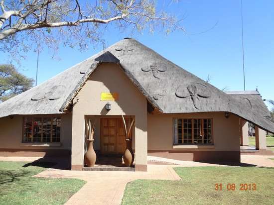 Akwaaba Lodge: The Conference Centre