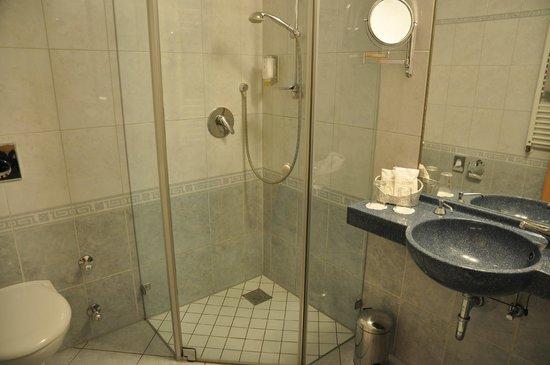 Hotel Atrium: Bagno