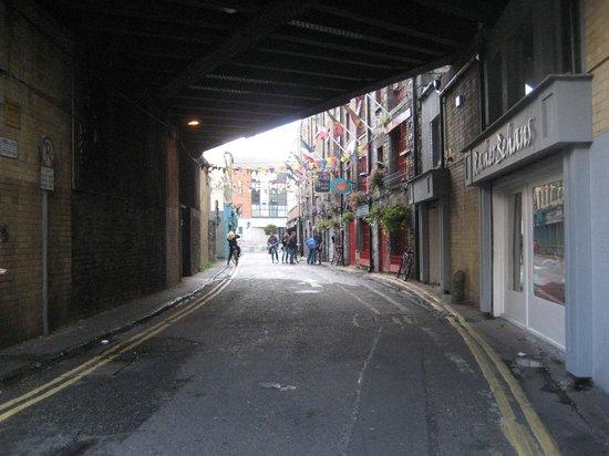 Gardiner Street: Frenchmans Lane