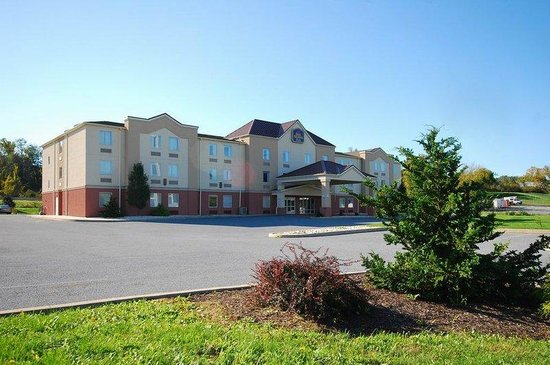 Best Western Plus New Cumberland Inn & Suites: Exterior