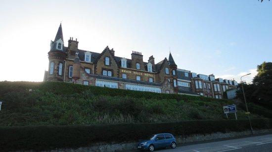 Best Western Edinburgh South Braid Hills Hotel: Frontansicht Hotel