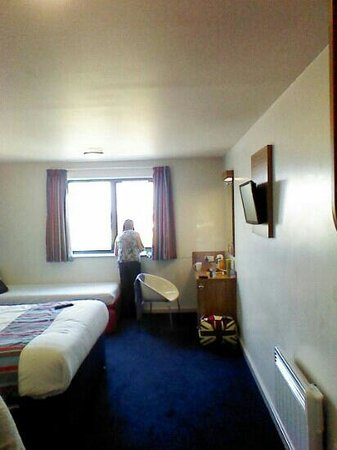 Travelodge Hartlepool Marina Hotel: room 302