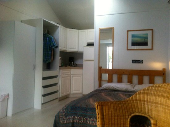Margarita Villas: The Studio - small, clean and perfectly functional.