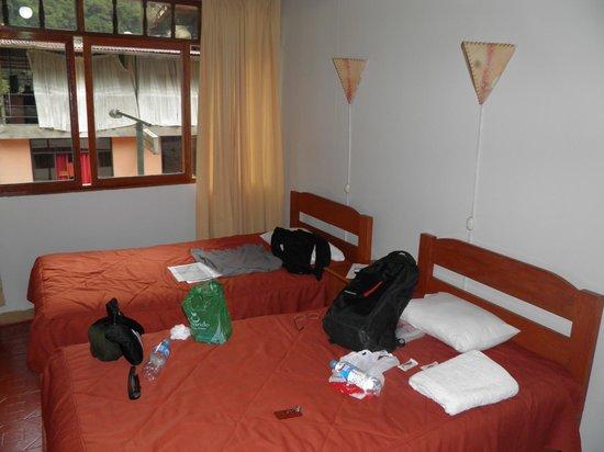 Hostal Varayoc: quarto duplo