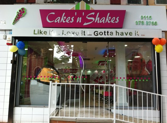 Shakes And Cakes Liverpool
