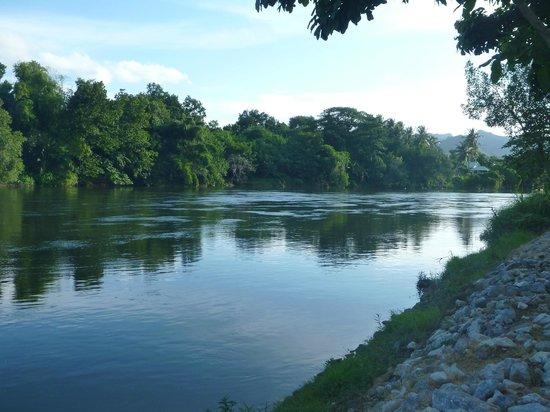 Xanadu  2008: Een prachtig zicht op de rivier
