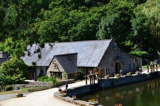 Les Moulins du Duc : The main reception