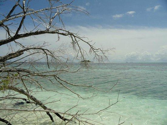 Casa Barabaru: Blick aufs Meer