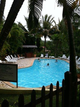 Habitation Grande Anse: super piscine