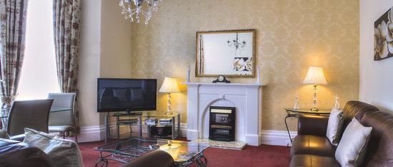 Barford House Holiday Apartments: Apt 3 Lounge 2013