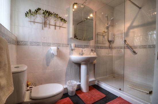 Barford House Holiday Apartments: Ground Floor Bathroom 2013