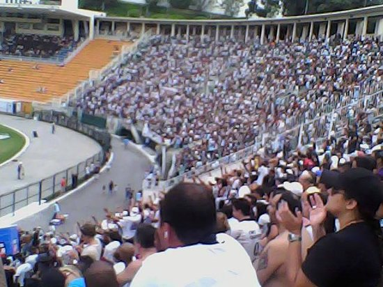 Pacaembu Stadium: Torcida