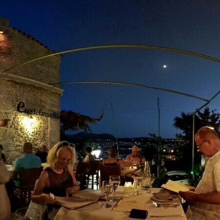 Castelvecchio : By Night