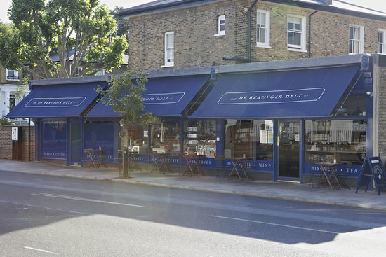 The De Beauvoir Deli Co.