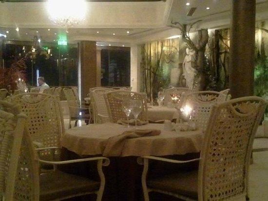The Athenian Callirhoe Exclusive Hotel: Ristorante