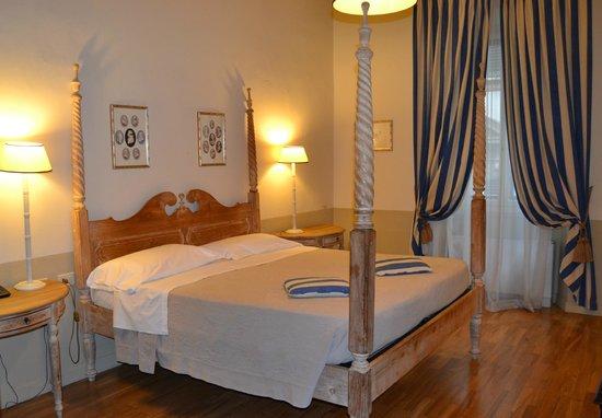 Residenza Dei Pucci: chambre supérieure