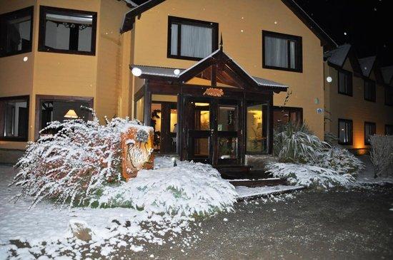 Roble Sur: Noche nevada