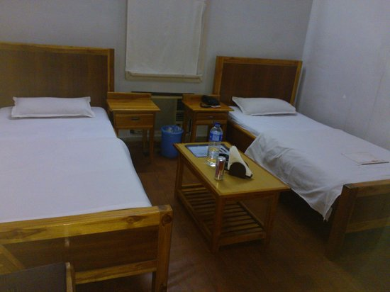 De Oriental Dream: The rooms. Quite Clean