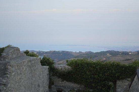 Ristorante Pizzeria del Castello: Veduta panoramica