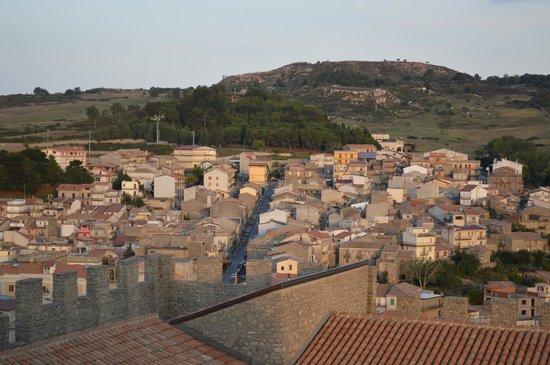 Ristorante Pizzeria del Castello: Il paese