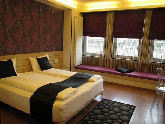 ซี เอ็กเซ็คคิวทีฟ บูทิค โฮเต็ล: Bedroom