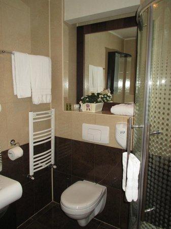 Z Executive Boutique Hotel: Bathroom