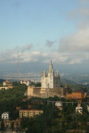 Torre de Collserola: View from the top!