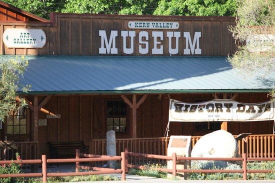 The Kern Valley Museum : Kern Valley Museum