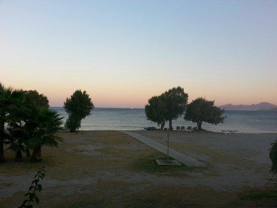 Spiaggia dell'Olympia Mare
