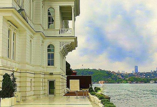 Ajia Hotel: Vista privilegiada...
