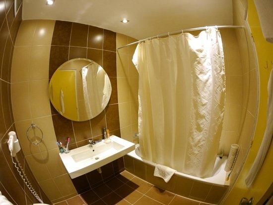 Hotel Alkyon : Room 405