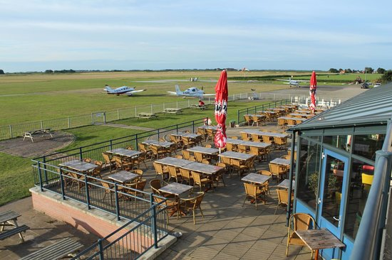 Hotel Airport Texel: The airfield