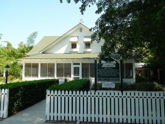 Naples Historical Society's Historic Palm Cottage : Historic Palm Cottage