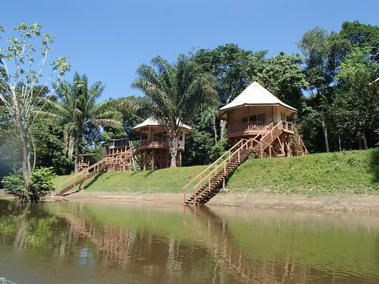 Kabalebo Nature Resort: Kabalebo River Cabins
