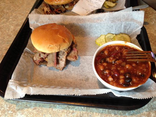 Oklahoma Joe's BBQ: Yummy!