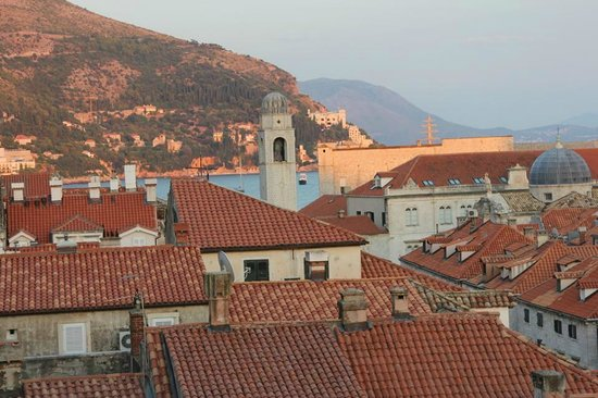 Hotel Stari Grad: View from the roof